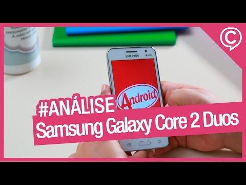 Samsung Galaxy Core 2 Duos [Análise] – Cissa Magazine