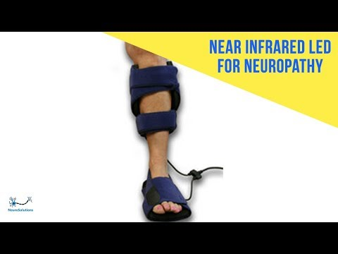 near-infrared-light-therapy-for-peripheral-neuropathy