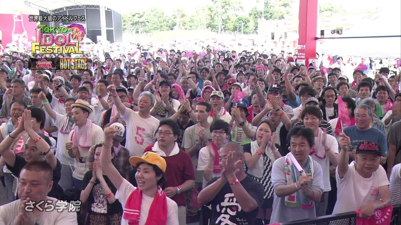 TIF2015 DAY 2 HOT STAGE (02 08 2015) - Setlist: 1. Makeruna! Seishun Hizakozou.  2. MC.  3. Friends