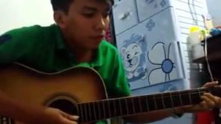 Nhạc Chế Gõ Po và Guitar -  Bài hát Cảm Ơn - Duy Nguyễn