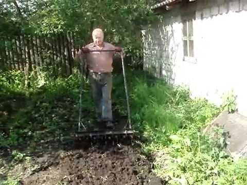 Копалка для огорода своими руками фото 25