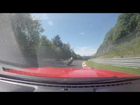 2015 Mustang GT Nurburgring 07.08.2016 Lap 1
