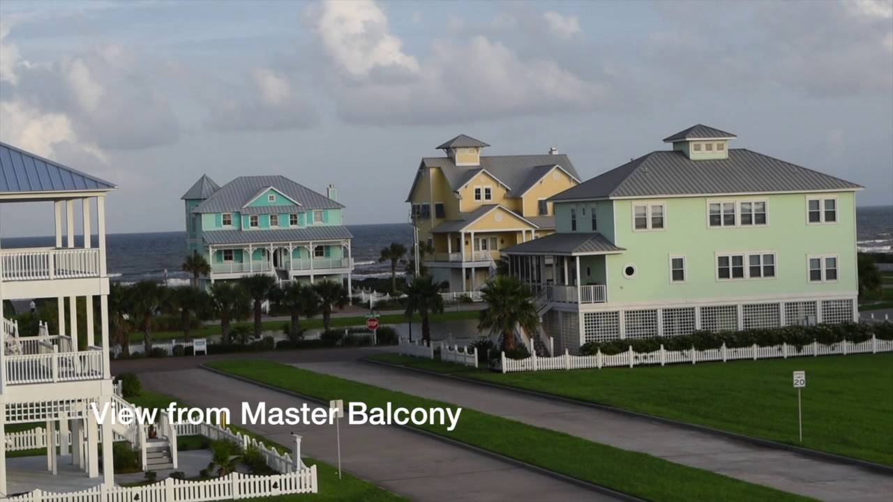 The Admiral S Cottage Vacation Beach House In Galveston Texas