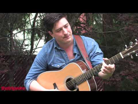 The Backyard: Mumford and Sons -