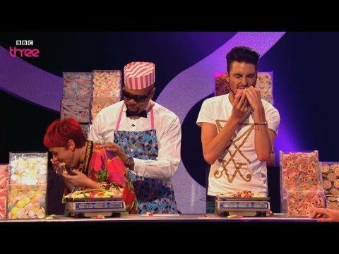 Rylan Clark and Jaime Winstone play Pick 'N' Nick It  Sweat the Small Stuff  Episode 3  BBC Three