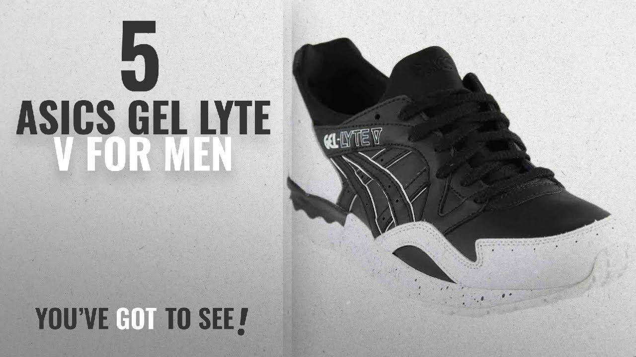 8665a63a5b7e4 Top 10 Asics Gel Lyte V [2018 ]: ASICS Men's Gel-Lyte V Fashion Sneaker,  Black, 12 M US