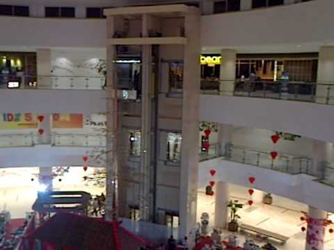Mall alam sutera south tangerang view of glass elevator shaft mall alam sutera south tangerang view of glass elevator shaft altavistaventures Image collections
