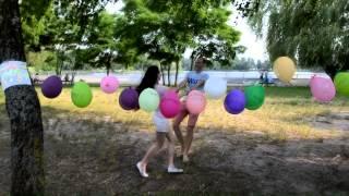 Видео-приглашение на свадьбу г.Брест. САШАТАНЯ. 2015 года.