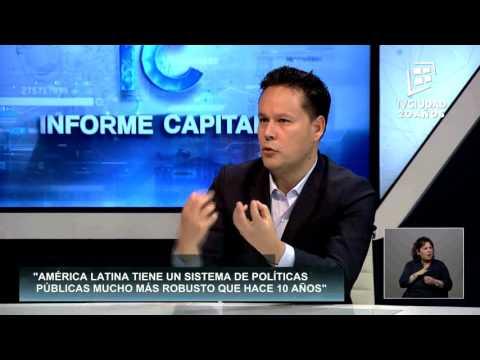 George Gray-Molina   Entrevista Informe Capital   1º/12/2016