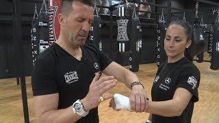 Aprende Boxeo: El vendaje para el entrenamiento