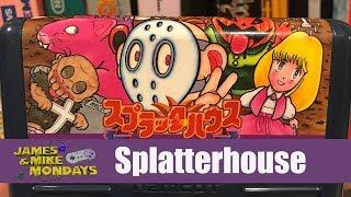 Splatterhouse: Wanpaku Graffiti 🎃 (Famicom) James & Mike Mondays