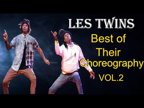 Les Twins | Best of Their Choreography 2