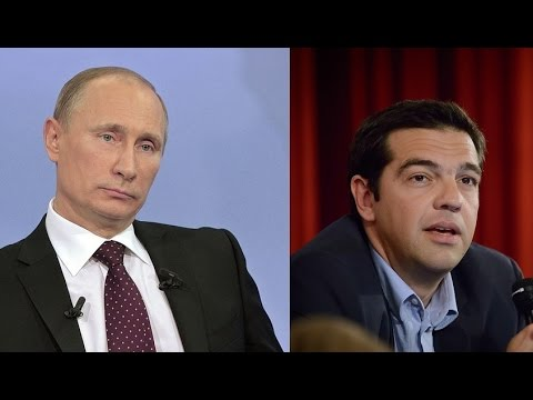 LIVE: Putin and Tsipras sign documents, hold press conference following meeting