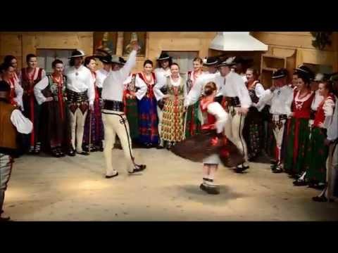 Muzyka i taniec góralski
