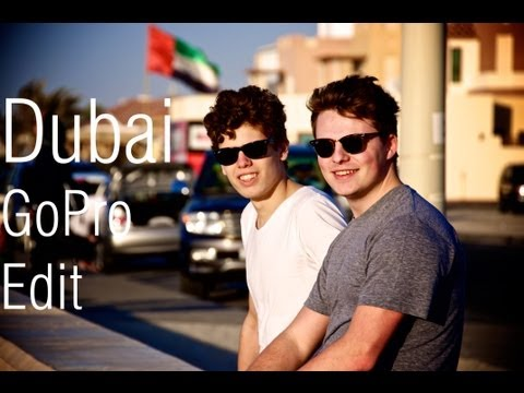Dubai GoPro Edit