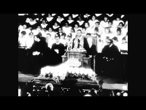 """KING: A FILMED RECORD [Clip] - """"MLK Eulogy"""" - In Theaters August 25th"""