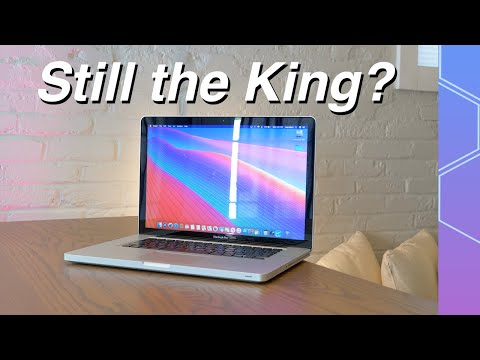 Is The 2012 Unibody MacBook Pro Still The King In 2020?