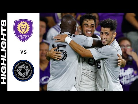 Orlando City Montreal Goals And Highlights