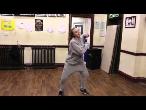 Chedda Da Connect 'Flicka Dat Wrist' Choreo | Anna Hucknall - Take 1 Dance
