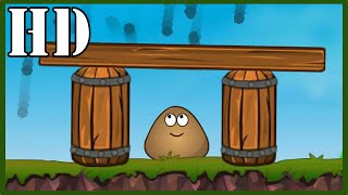 Play Funny Cover Pou Game NOW