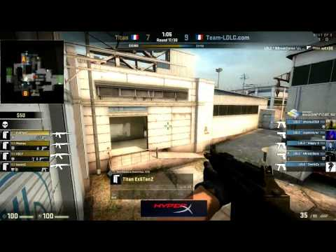 DH Stockholm CSGO: Grand Final LDLC vs. Titan 3/3