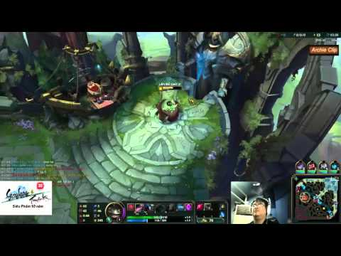 Stream archie (30/1/2016) archie duo KenT đối đầu Full Team GIGABYTE Full Louis