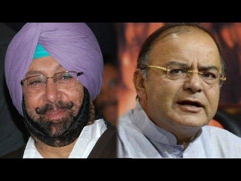 Amarinder Singh v/s Arun Jaitley in Amritsar?