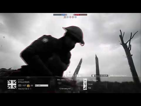 Long Live The Strong Brave Men BF1 War Clash!!!🏆💰❤⚔