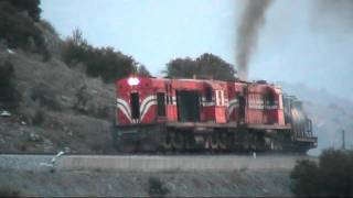 Alco on heavy freight (improved version)