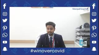 Dr. Sachin D | Surge in COVID19 Cases | Manipal Hospitals India