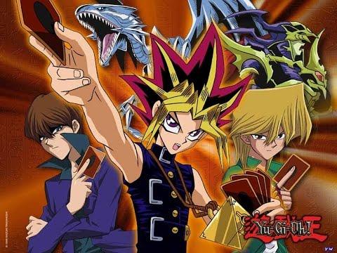 Yu-gi-oh! Duel monsters (1 сезон 10 серия )