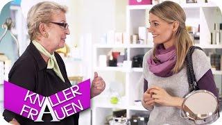 Neue Gesichtscreme - Knallerfrauen mit Martina Hill | Die 3. Staffel in SAT.1