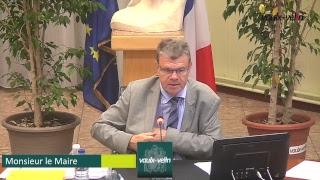 Conseil municipal<br/>  jeudi 22 juin 2017