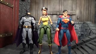 DC Bombshells Hawkgirl figure review
