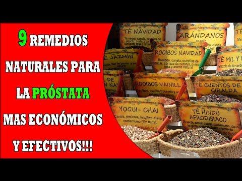 9 REMEDIOS CASEROS para la PRSTATA mas econmicos y efectivos!!!