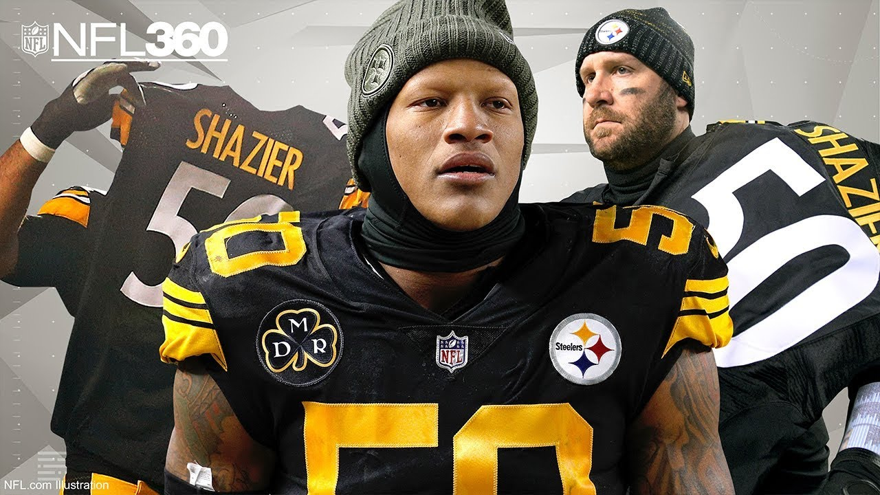 fcc2a9cfa43 We Shalieve: The Pittsburgh Steelers are Playing for Ryan Shazier | NFL 360