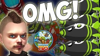OMG! So viele ZOMGs! || Bloons TD5 || Let