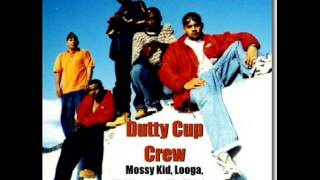 Dutty Cup Crew - Dutty Run The City  *A Chaka Rastar Exclusive*