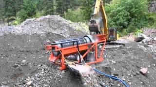 Mobile Placer Mining Equipment, Gold Trommels & Wash Plants