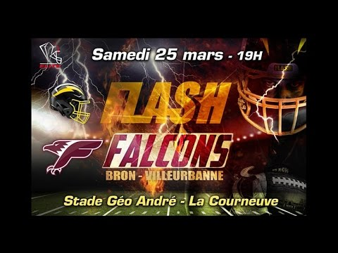 Flash vs Falcons (J5)