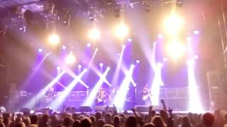 """RUNNING WILD """"Warmongers"""" (Live in """"A2 Green"""" Club, St. Petersburg, 07.04.2017)"""