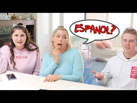 I SPOKE ONLY SPANISH TO EVERYONE FOR 24 HOURS CHALLENGE
