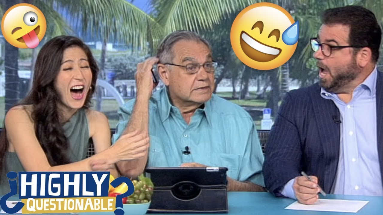 mina-kimes-best-bloopers-falling-for-papi-s-fake-out-highly-questionable