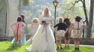 Wedding in Slovenia  Victoria & Sergey  EMERALD CITY