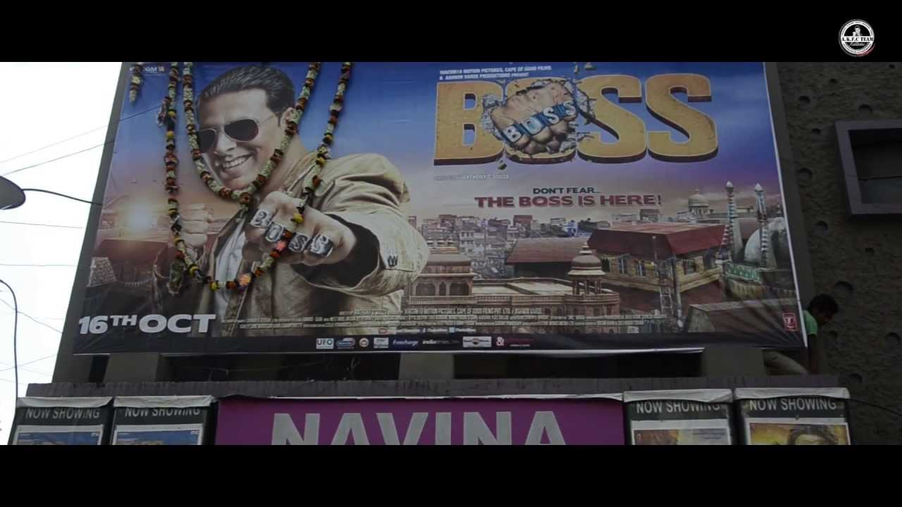 BOSS , Celebration's by Akshay Kumar West Bengal Fans