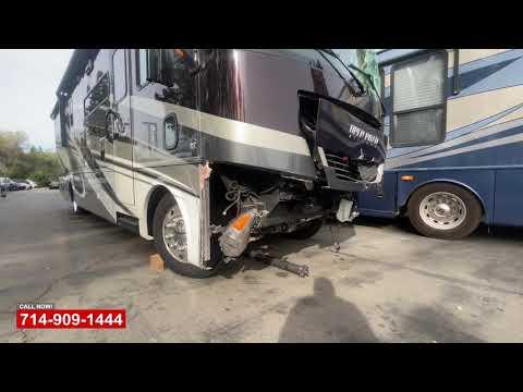RV Collision Repair Shop - Видео онлайн