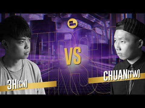 3H (CN) Vs Chuan (TW)|Solo Elimination Asia Beatbox Championship 2019
