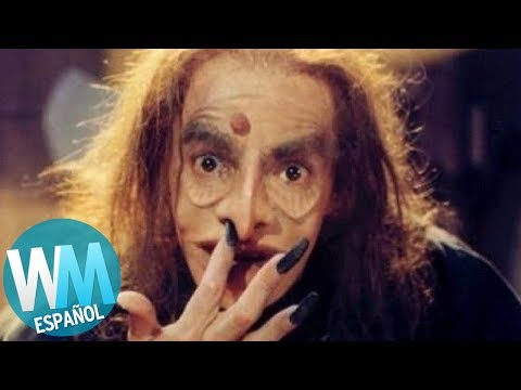 ¡Top 10 Personajes mas DIVERTIDOS de Eugenio Derbez!