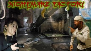 (WARNlNG) This Abandoned Factory will Give You NIGHTMARES