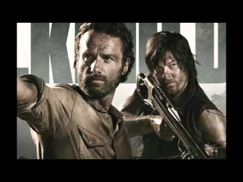 The Walking Dead 4 temporada (trilha sonora) - YouTube